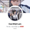 Cao Nhật Lam's tiktok profile account on tiktokvideo.online