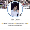 ♥️Trần Châu♥️'s tiktok profile account on tiktokvideo.online