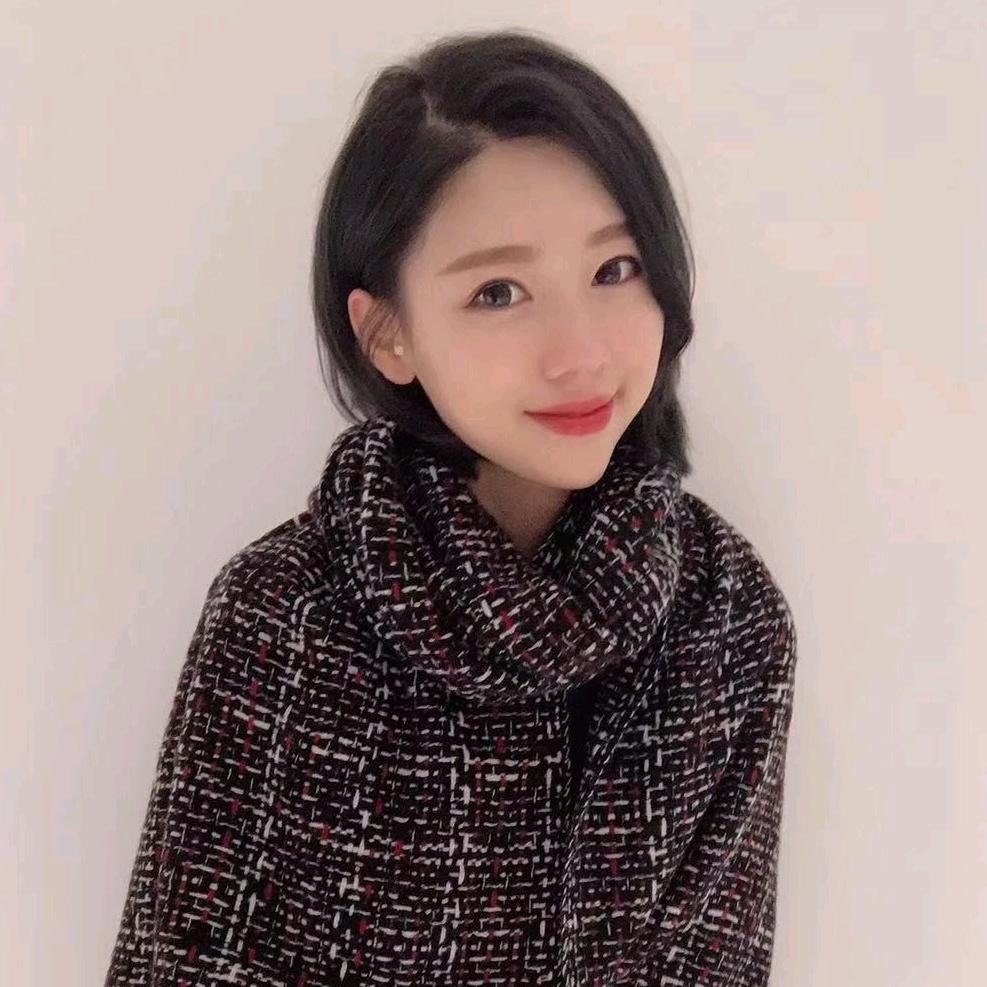 マフラーの巻き方-莉奈 - lina.tokyo