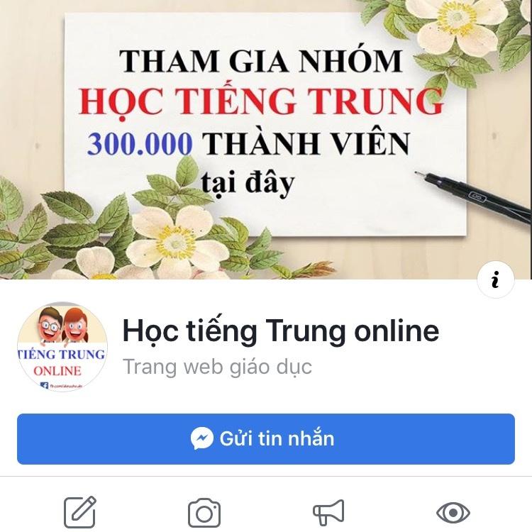 Học tiếng Trung - sachngoaingu