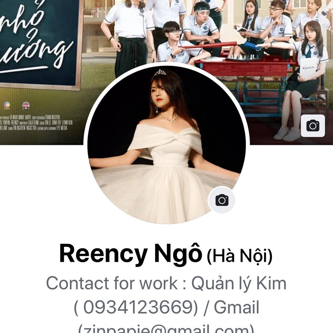 Reency Ngô - reencyngo
