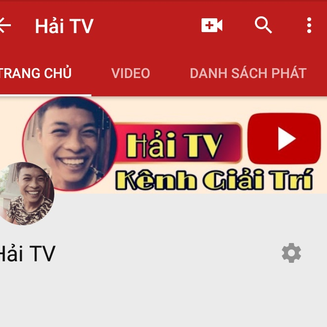 YouTube Hải TV - haitv135