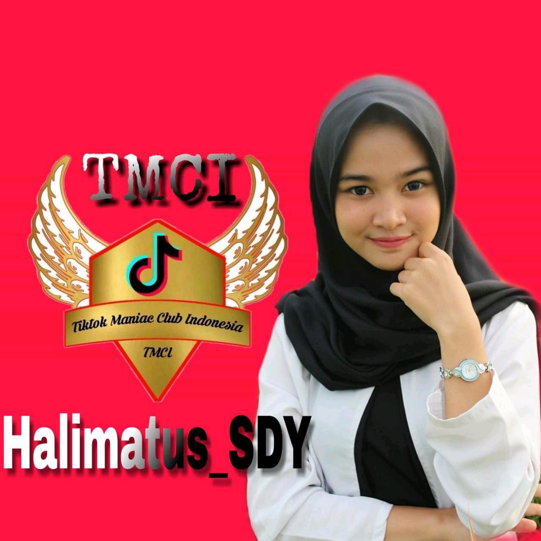 TMCI•HalimatusSDY•👑 - halimatussdy188