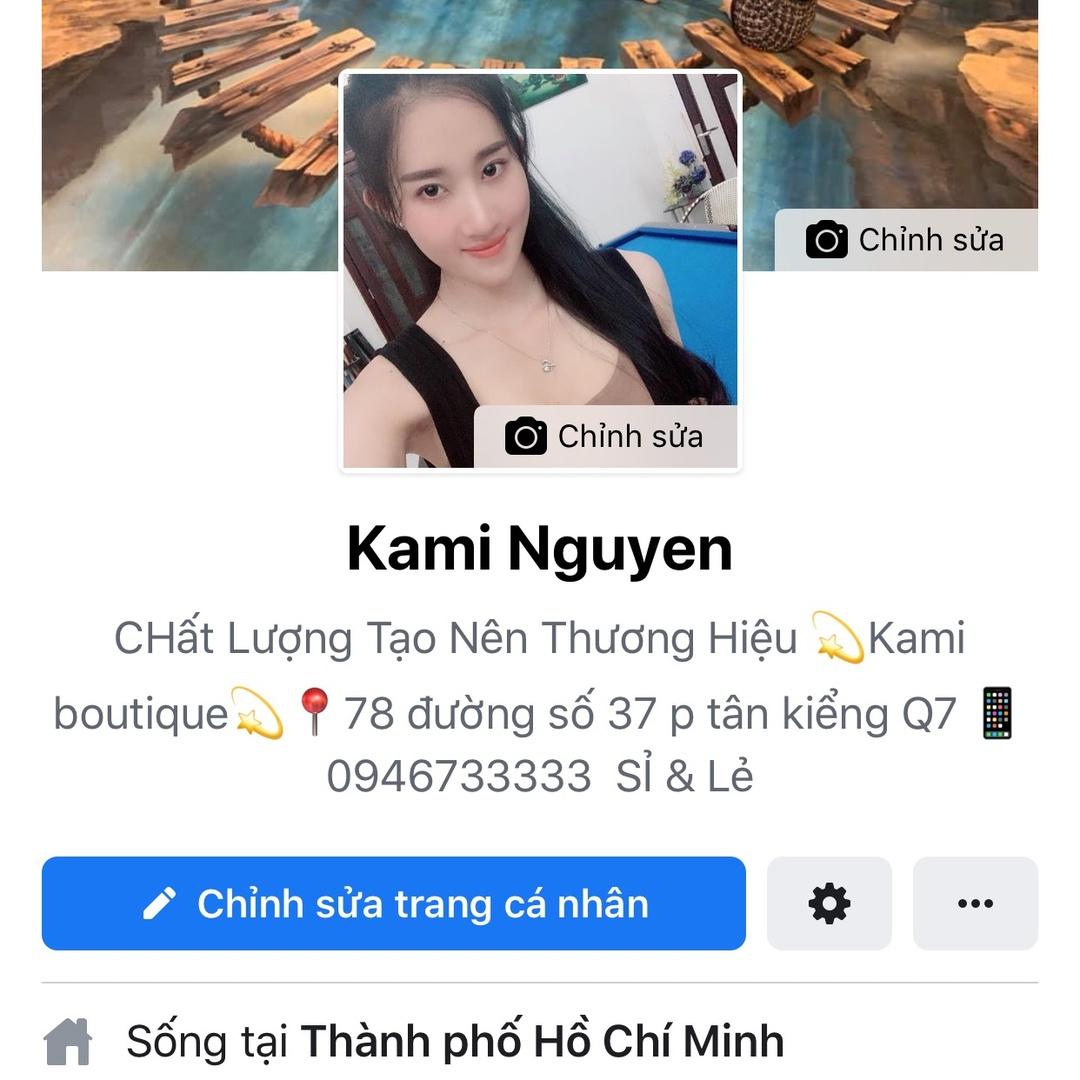 Kami nguyễn - 31909992169