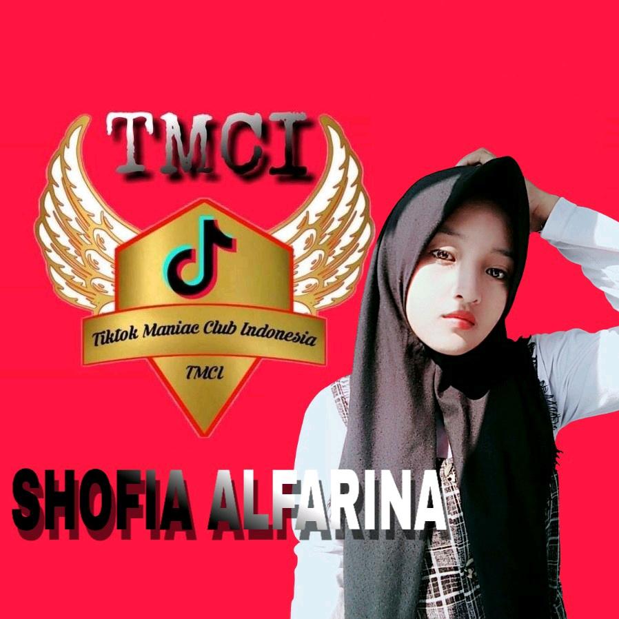 TMCI•Shofia Alfarina - shofiaalfarina