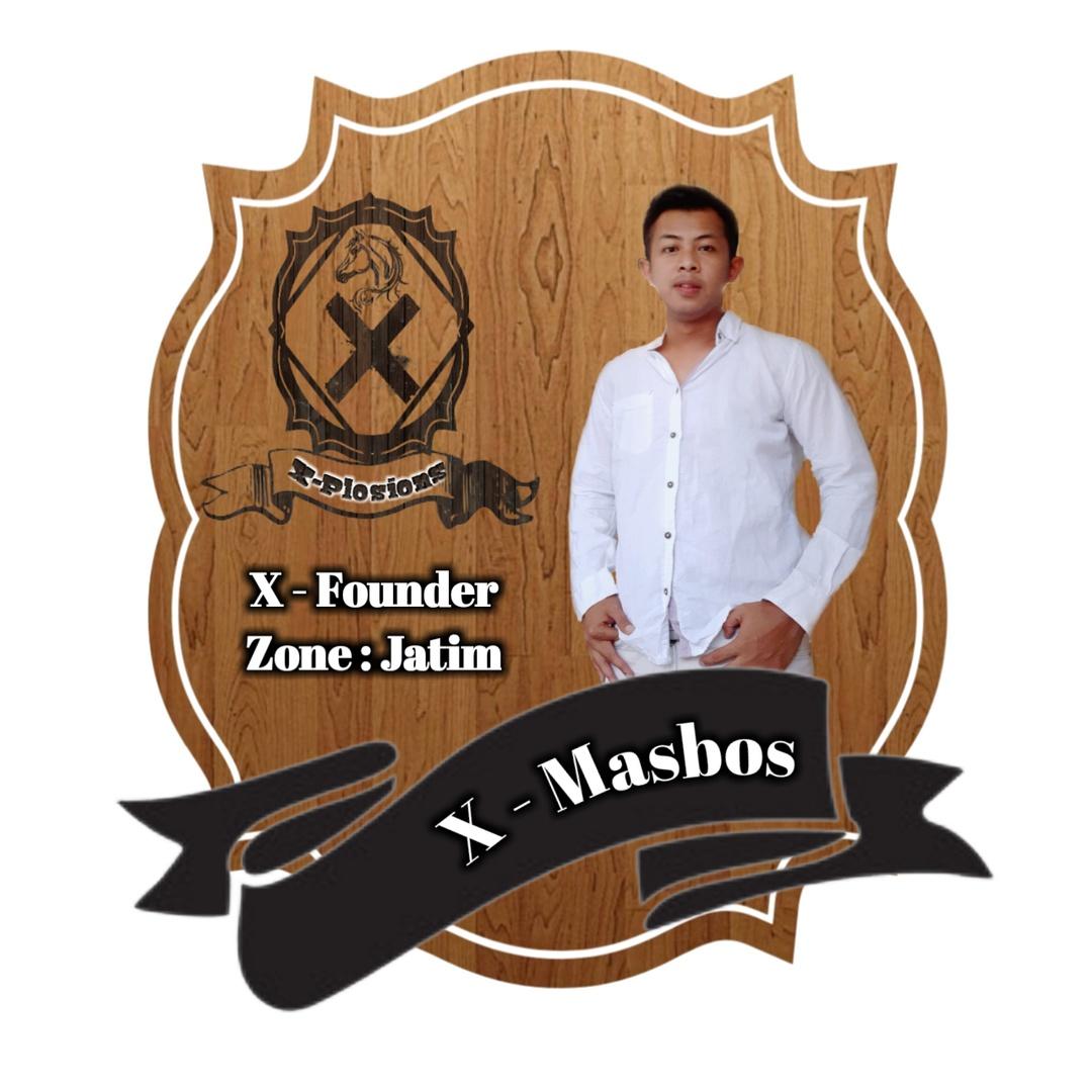 X - Masbos 💥 - rizalh_masbos