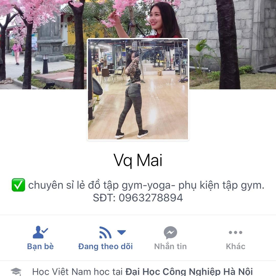 Quỳnh mai - quynhmai.gym