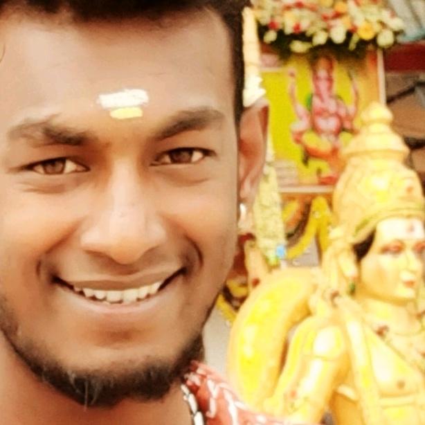 Prashanth Raj - kabaliprashanth