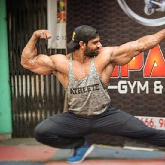 Fitness freak 🏋🏻 - amitkalsanofficial