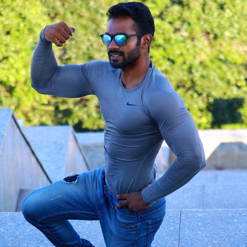 #fitnessfreak - surajchoudhari98