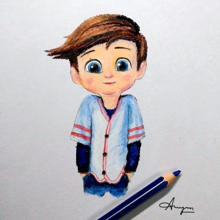 ♥️ Artist boi????️ - aryanverma_001