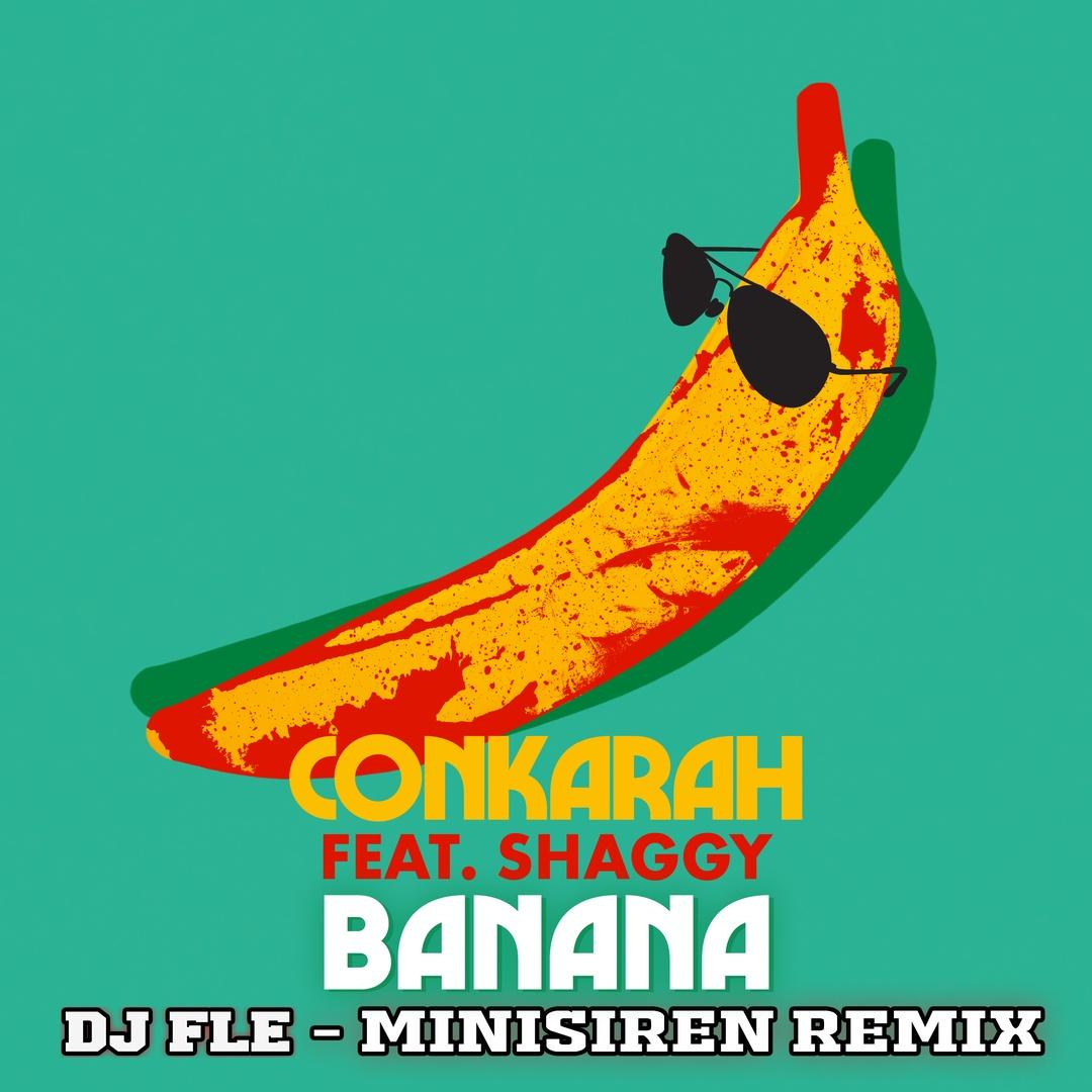 Banana (feat. Shaggy) [DJ FLe - Minisiren Remix] tiktok