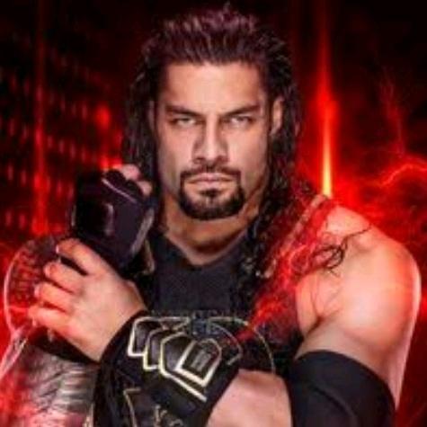 photo by ROMAN REIGNS _WWE