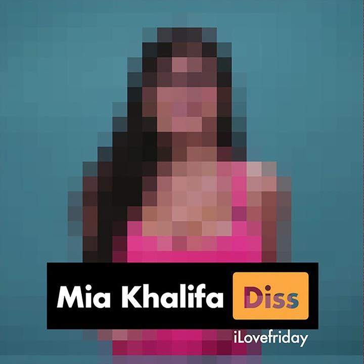 iLOVEFRiDAY - Mia Khalifa