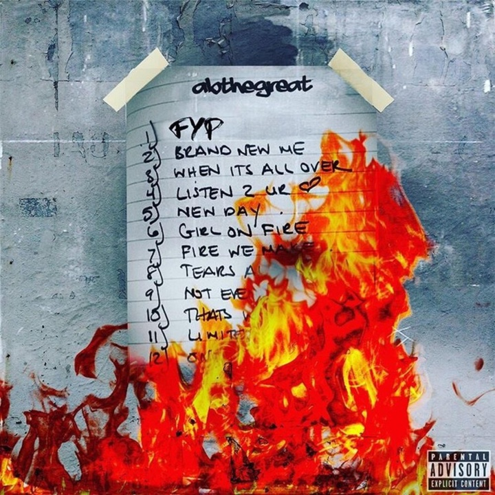 AB The Great - FYP