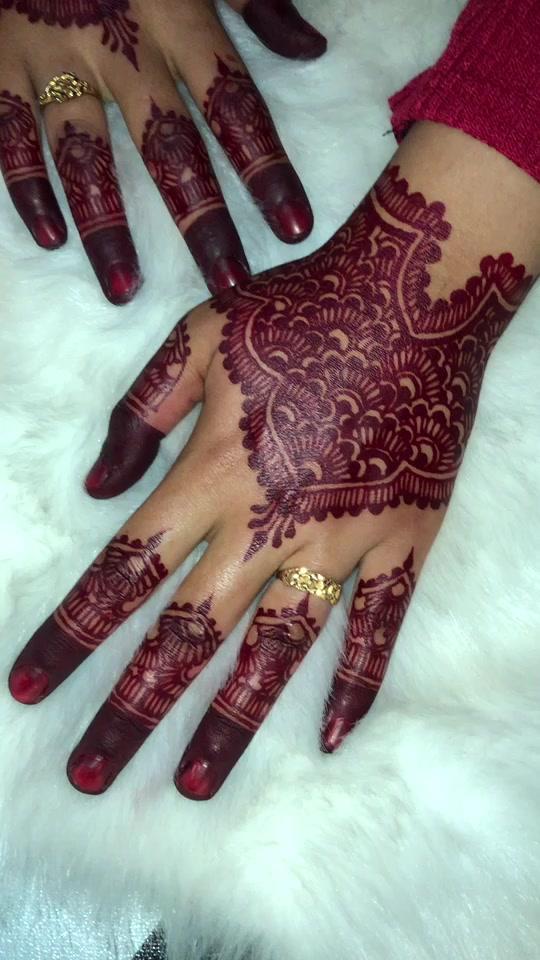 #henna #hennabyme #hennaartist