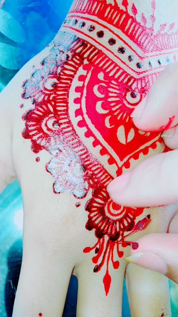 #hennabyme #tiktokmalaysia #????