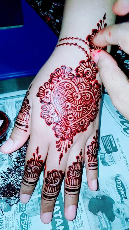 #merahredvelvet #hennabyme #?????