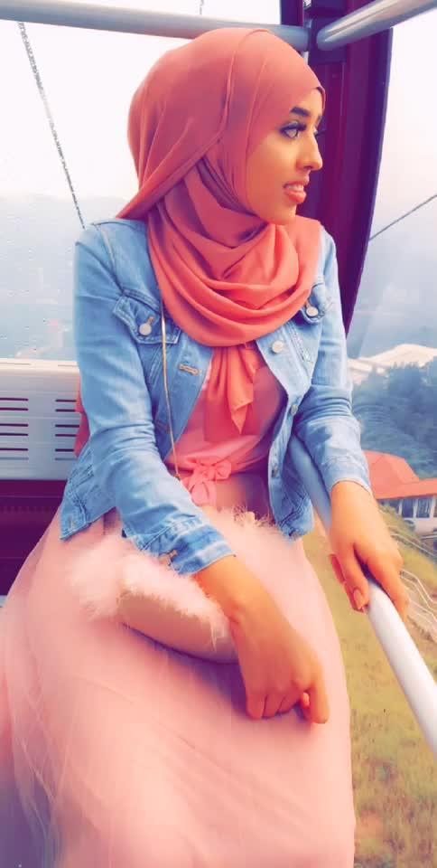 Amira qurux - @amiraqali - Cabsi dareemoyaa