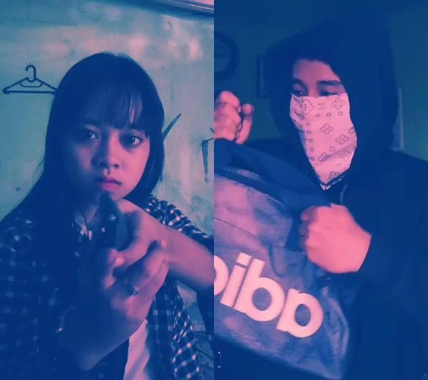 #duet with @TMCI•Andrew Widjaya Bukan aq yg tembak ? tpi Dia ??#gtji #seduluran