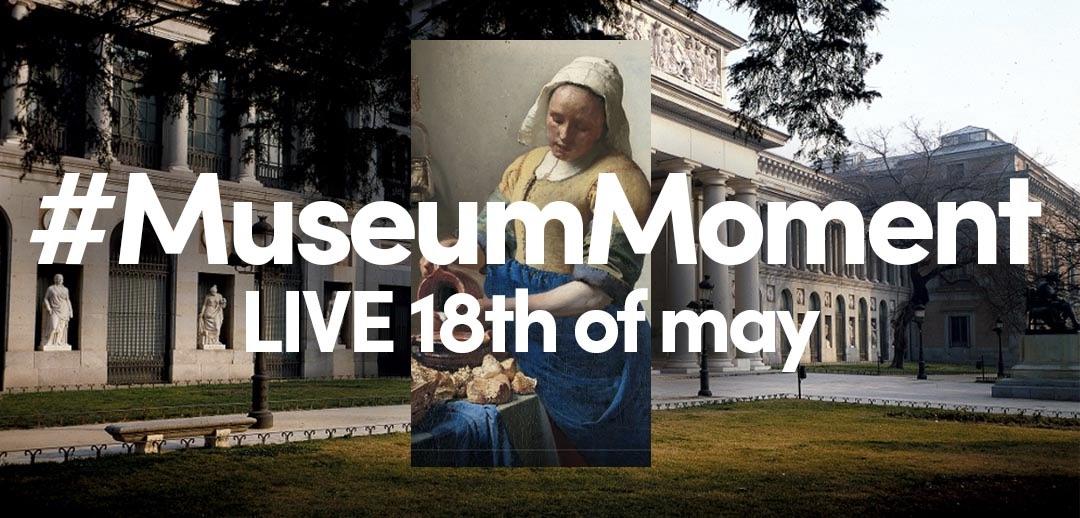 #MuseumMoment TikTok