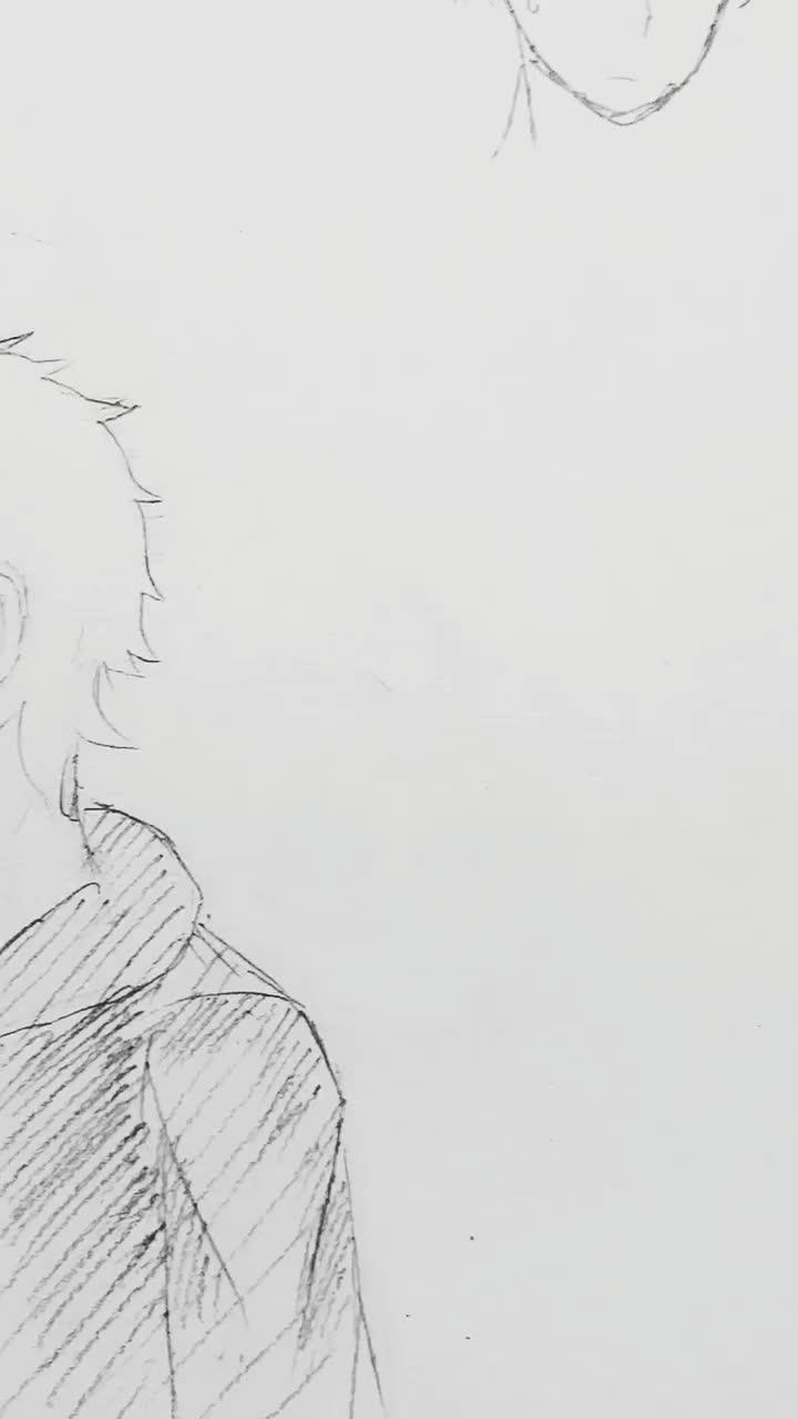 もち At Mochdayo On Tiktok 壁ドン顎クイ イラスト 描いてみた