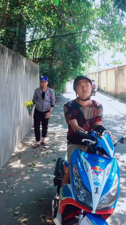 Mọi việc cứ để anh lo ❤️ #letsgetcloser @Tuấn Lày ?