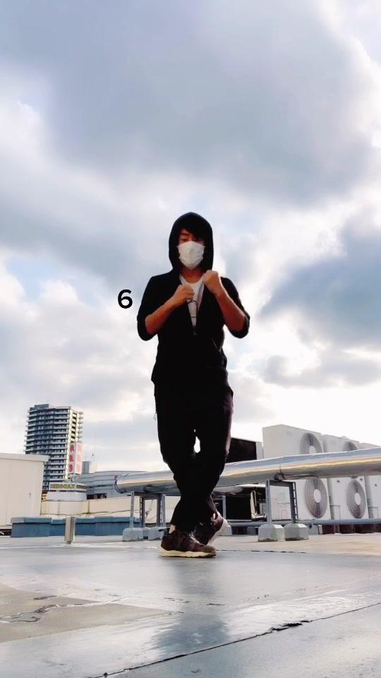 ステップ組み合わせ🎈#tiktok教室#マイ劇場#ダンス#tutorial#combo