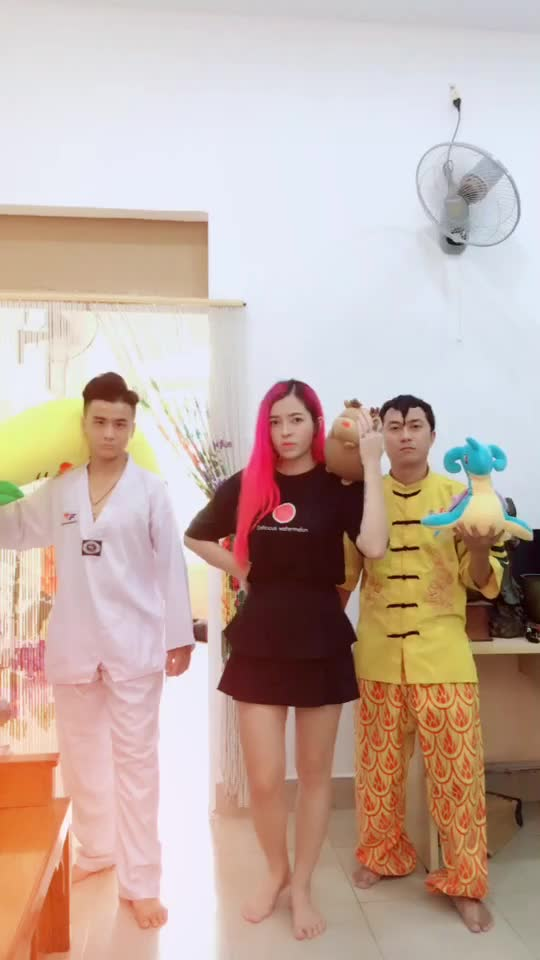#bietdoianhhung #caothucoslay  AVG Biến Hình  @✨ Linh Barbie ✨ @Tuấn Lày ?