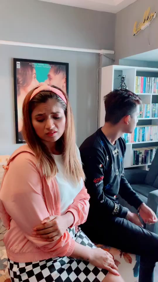 #MainTeriRani with super cute @shipragoyal In love with this song !